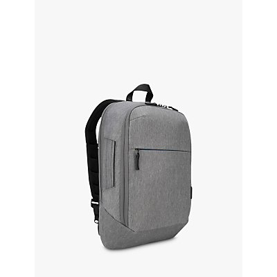 Targus CityLite Convertible Backpack   Briefcase for Laptops up to 15 6  Grey - 5051794024166