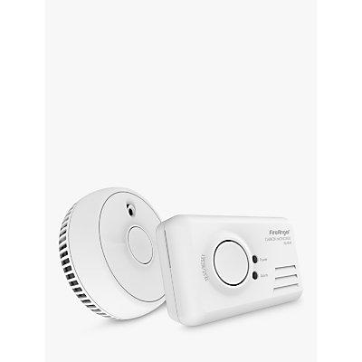 FireAngel 9B-SB1-TPR Smoke and Carbon Monoxide Alarms