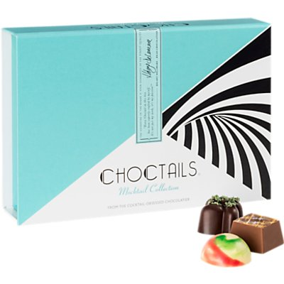 Choctails Mocktail Collection, 128g