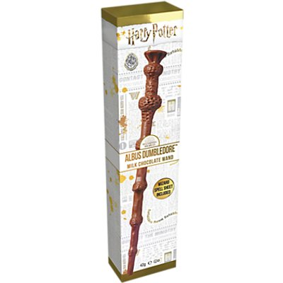 Jelly Belly Harry Potter Milk Chocolate Dumbledore Wand, 42g