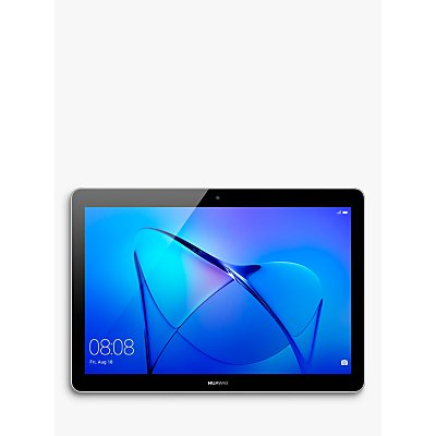 Huawei MediaPad T3 10 Tablet  Android  Qualcomm MSM8917  2GB RAM  16GB eMMC  9 6     Grey - 6901443178193