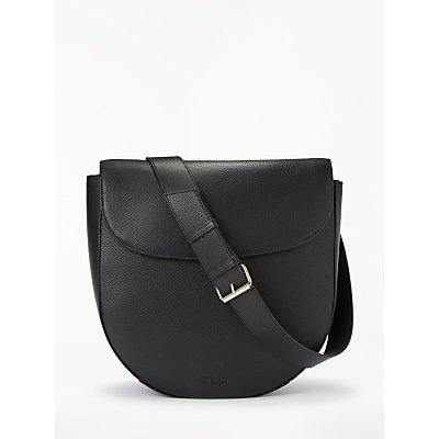 Modalu Sofia Leather Shoulder Bag, Black