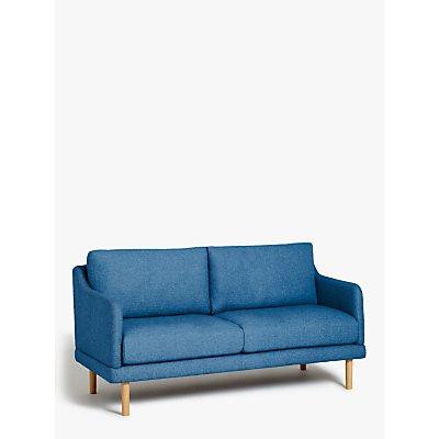 House by John Lewis Sweep Medium 2 Seater Sofa, Light Leg