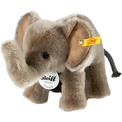 Steiff Trampili Elephant Plush Soft Toy