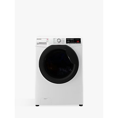 Hoover Dynamic Next DXOA412AHFN Washing Machine, 12kg Load, 1400rpm, A+++ Energy Rating, White