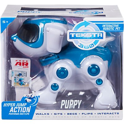 Teksta Robotic Pets 360 Puppy