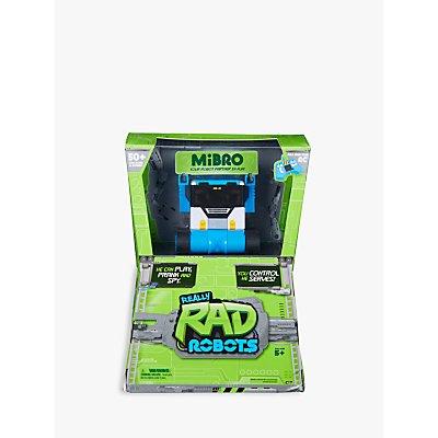 Really RAD Robots Mibro Remote Control Robot Toy