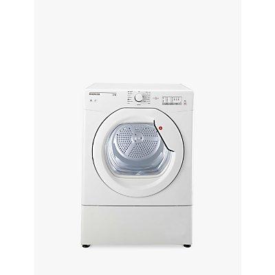 Hoover HLV10LG Vented Tumble Dryer, 10kg, White