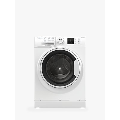 Hotpoint NM10944 Freestanding Washing Machine, 9kg Load, A+++ Energy Rating, 1400rpm Spin