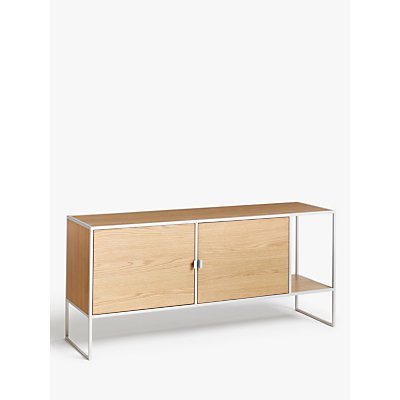 House by John Lewis Dice TV Stand Sideboard for TVs up to 43