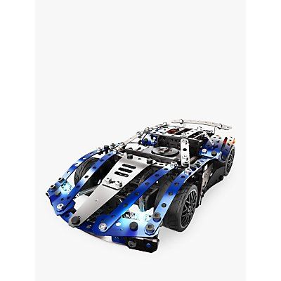 Meccano 25 Model Supercar Kit