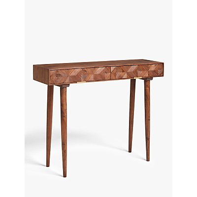 John Lewis & Partners + Swoon Franklin Console Table