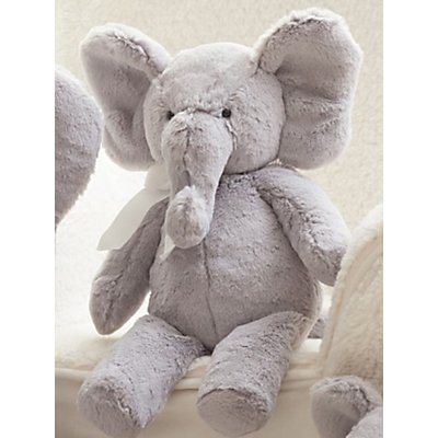 Pottery Barn Kids Plush Elephant Soft Toy