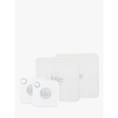 Tile Mate (2018) + Slim (2018), Bluetooth Phone, Keys, Item Finder, Combo 4 Pack
