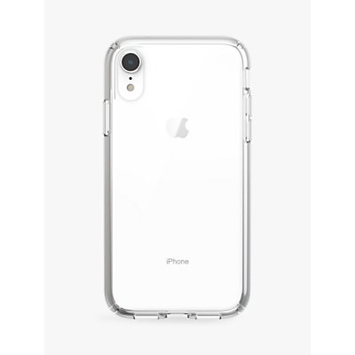 Speck Presidio Stay Clear Case for iPhone XR