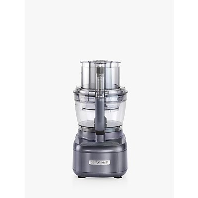 Cuisinart FP1300U Expert Prep Pro Food Processor, Midnight Grey