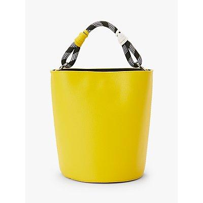Kin Calder Cross Body Bucket Bag