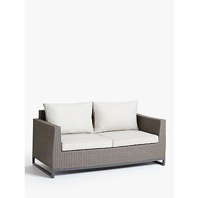 John Lewis & Partners Valencia Garden 2-Seat Sofa