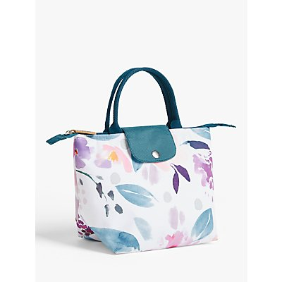 John Lewis   Partners Modern Country Floral Print Lunch Cooler Tote Bag  5L - 5057618583734