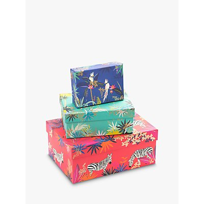 Sara Miller Tropical Gift Box