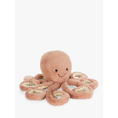 Jellycat Odell Octopus Soft Toy  Large - 670983109856