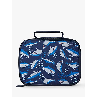 John Lewis   Partners Children s Shark Lunch Bag - 5057618530127