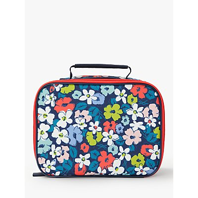 John Lewis   Partners Children s Floral Lunch Bag - 5057618727114