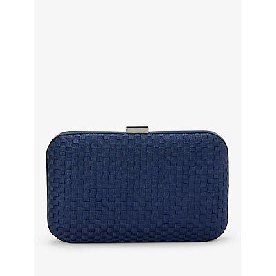 John Lewis & Partners Stella Geo Box Clutch Bag