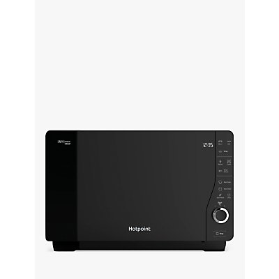 Hotpoint MWH26321MB Freestanding Microwave, Black