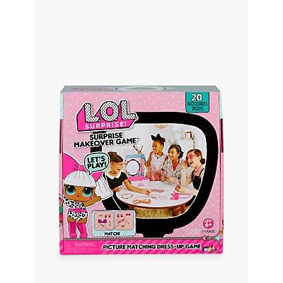L.O.L. Surprise Surprise Makeover Game