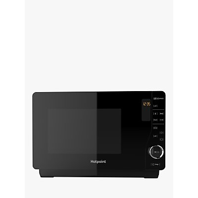 Hotpoint MWH2621MB Freestanding Microwave, Black