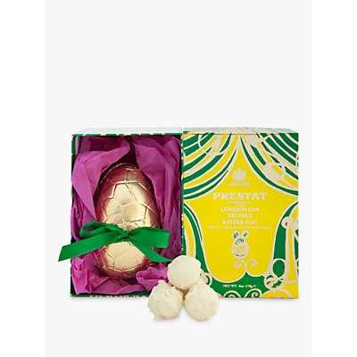 Prestat London Gin Truffle Easter Egg, 170g