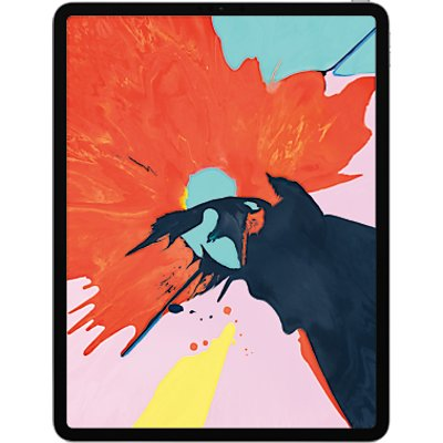 2018 Apple iPad Pro 12.9, A12X Bionic, iOS, Wi-Fi, 64GB