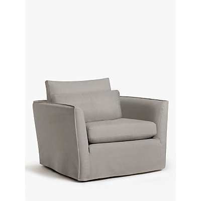 Croft Collection Cascade Armchair, Loose Cover