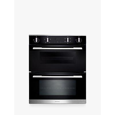 Rangemaster RMB7245BL/SS Built-Under Oven, A Energy Rating, Black