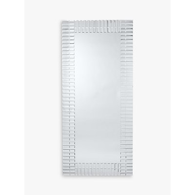 John Lewis   Partners Morello Full Length Mirror  68 x 150cm  Clear - 5055999221474