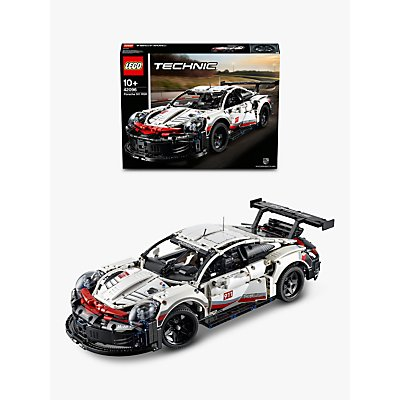 LEGO Technic 42096 Collectable Car Models Porsche 911 RSR Race Car