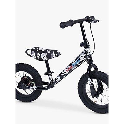 Kiddimoto Super Junior Max Skulls Balance Bike