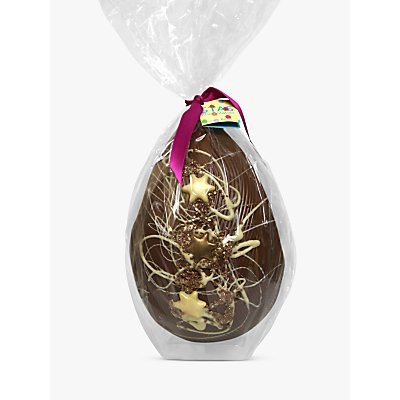 Stas Chocolatier Starry Sky Milk Chocolate Easter Egg, 750g