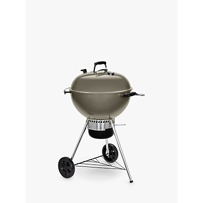 Weber Master-Touch C5750 Gourmet System Grate Charcoal BBQ, Smoke