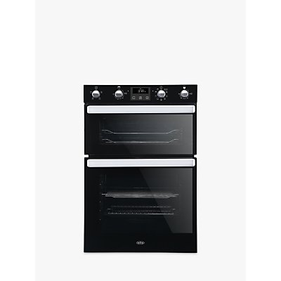 Belling BI902MFCT Built In Electric Double Oven  A A Energy Rating  Black 5052263047884