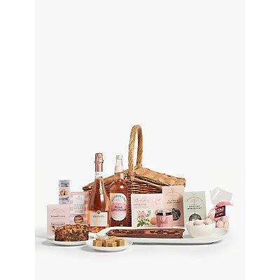 John Lewis & Partners Elegant Afternoon Tea Treats Hamper