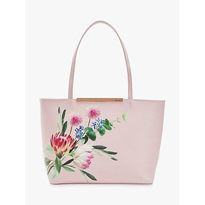 Ted Baker Abiiey Mini Shopper Bag, Light Pink