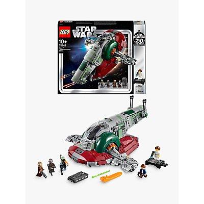 LEGO Star Wars 75243 Slave l - 20th Anniversary Edition Starship