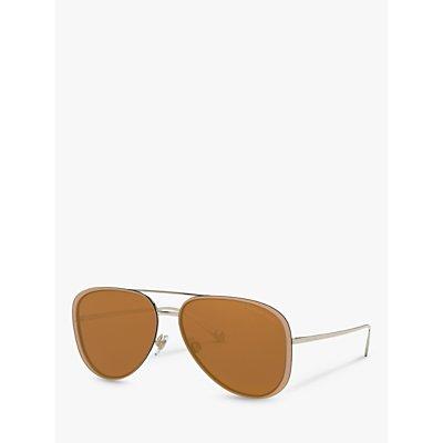 Giorgio Armani AR6084 Women s Aviator Sunglasses - 8056597000666