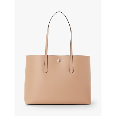 kate spade new york Molly Leather Large Tote Bag