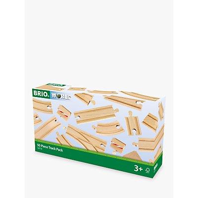 Brio World Railway 50 Piece Track Pack