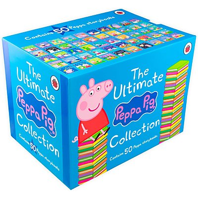 The Ultimate Peppa Pig Collection Children's Book Set