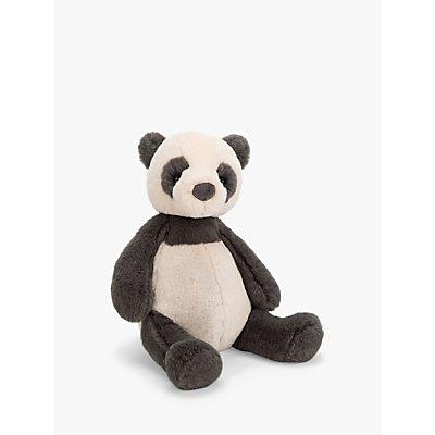 Jellycat Puffles Panda Soft Toy, Medium