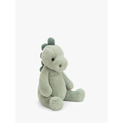Jellycat Puffles Dino Soft Toy